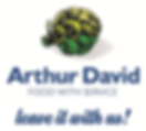 Arthur David - Logo with Leave it with u