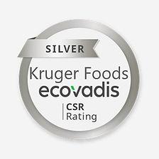 Ecovadis Silver Kruger Foods