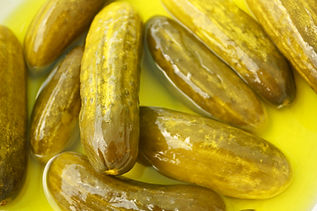 Old Fashioned Fermented Pickles