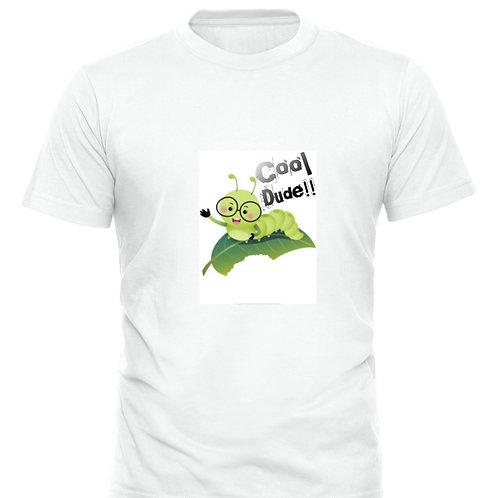 Men's Character Printed T Shirt