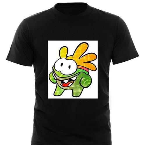 Boys OmNom Bright Water Effect T-Shirt
