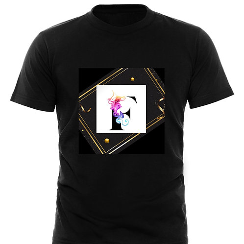 Men's F T-Shirt