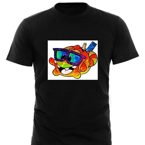 Boys OmNom Water Effect T-Shirt