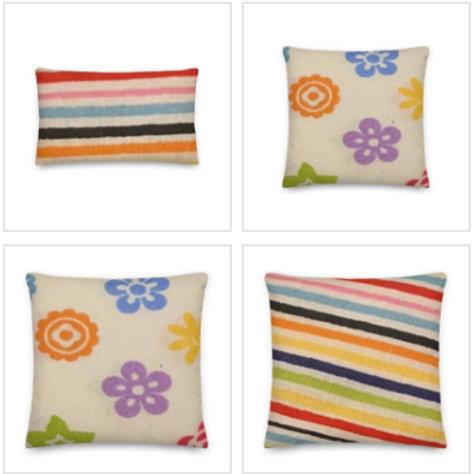 Pattern & Stripes Pillow & Pillowcase