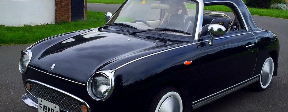 Nissan Figaro - Fully Customised 42,000 Miles