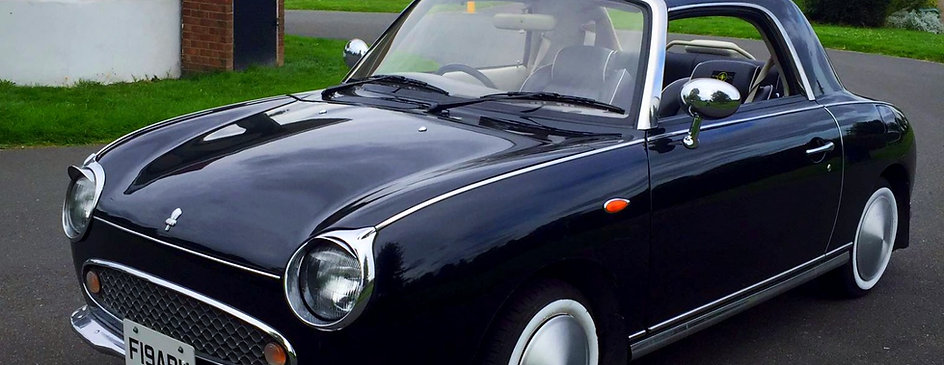 Nissan Figaro - Fully Customised 42,000 Miles SOLD