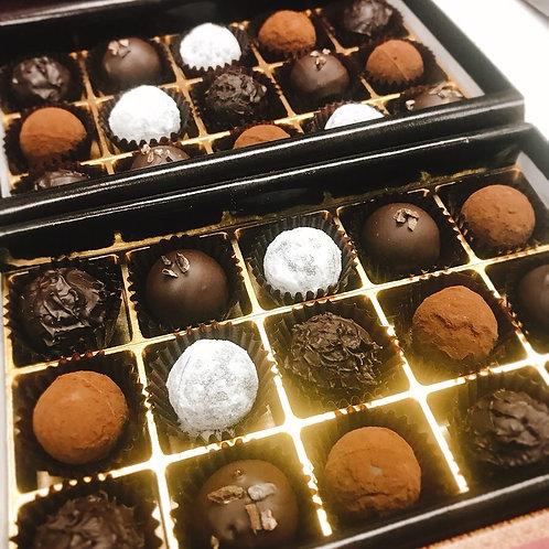 [Baking Class] Craft Chocolate Class A (Level 1) -Truffle Chocolate
