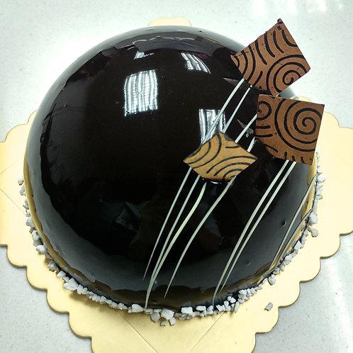 67% Chocolate Dome