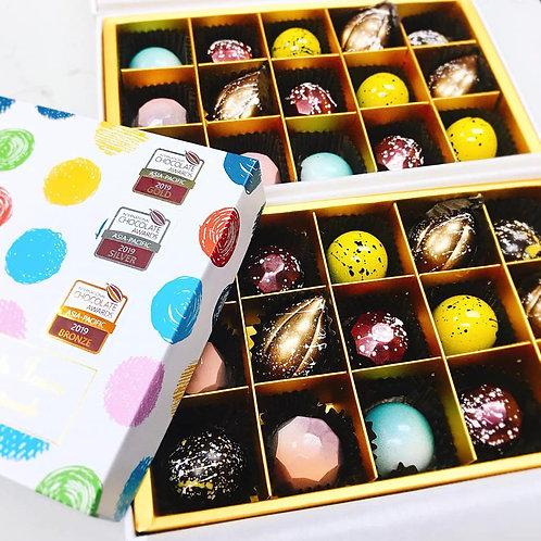 Hand Craft Chocolate Gift Box