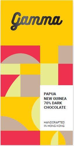 Papua New Guinea 70% Dark Chocolate - 40g