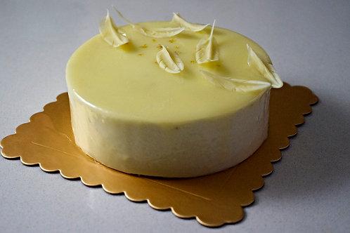 Honey Osmanthus Cake