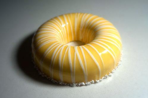 White Peach Mousse Cake