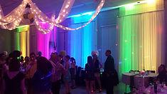 Création d'ambiance, éclairage LED