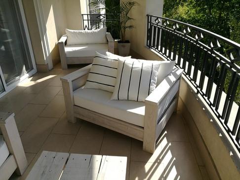 Pequeño oasis en casa: terrazas y balcones