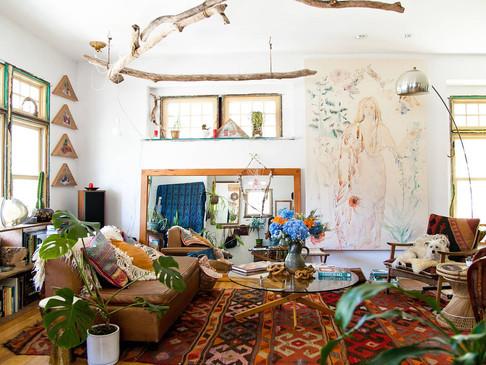 Boho Style: atrevete a combinar y creá espacios con personalidad