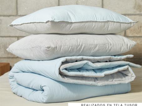 Acolchados & almohadones: un match para vestir toda tu casa