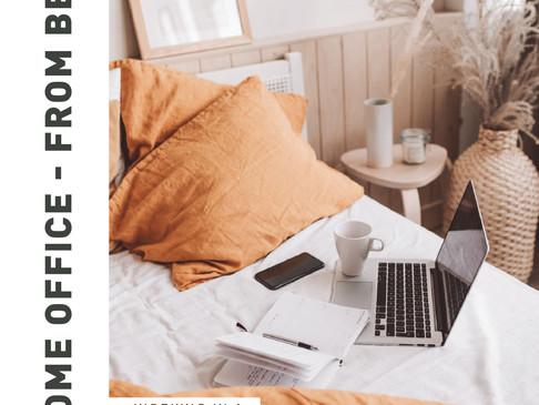 Home office: el trabajo en un entorno más armónico