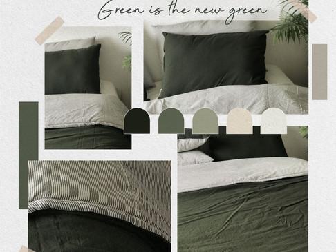 Green Revelation: sumate a la onda verde para decorar tu casa.