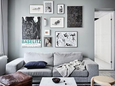 Que tus paredes sean parte de la Deco de tu casa