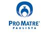 Fundada em 1936, a Maternidade Pro Matre Paulista é hoje a mais antiga maternidade da cidade de São Paulo.  Desde o seu início, a instituição sempre teve como prioridade a qualidade no atendimento à gestante e seu bebê.  Referência em Neonatologia, gestações múltiplas e de alto risco, bem como em saúde integral da mulher, a maternidade é parte, desde 2000, do maior grupo privado de maternidades da América Latina – o Grupo Santa Joana.