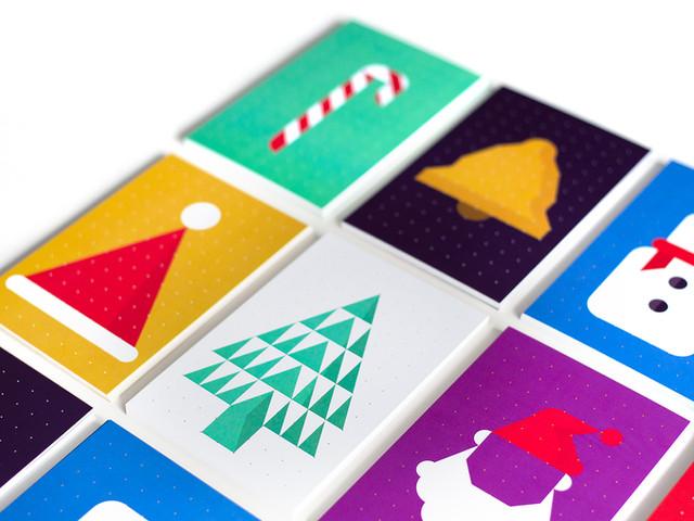 2020 Christmas Postcards