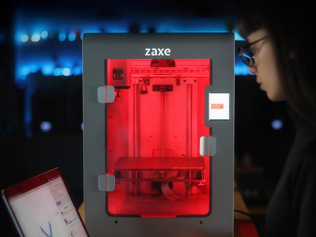 Zaxe 3D Printing