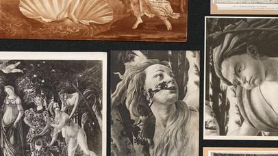ABY WARBURG : Modern Sanatın İzleri / Bilderatlas Mnemosyne Sergisi