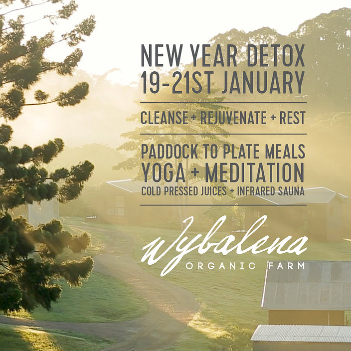 Wybalena | Organic Farm | Byron Bay | | Retreat Centre | Yoga