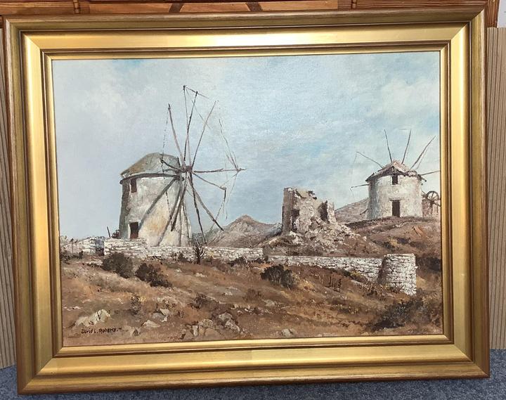 Windmills, Turkey