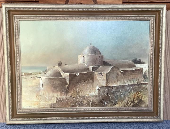 Koyti Manatiae, above Kyrenia