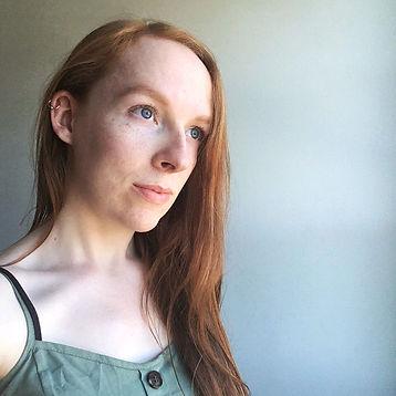 A portrait photograph of Debbie Montgomery