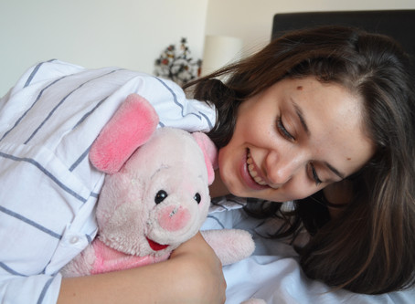 Piglet and I