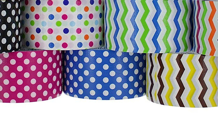 Duct Tape Crafts (12 Rolls)