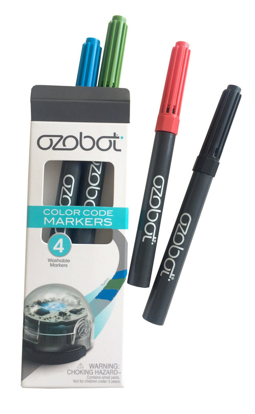 ozobot color codes