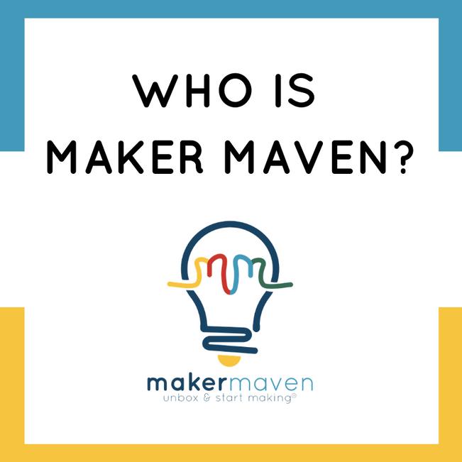 Who Is Maker Maven?