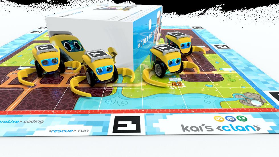 Kai's Clan 4 Robot Start Pack