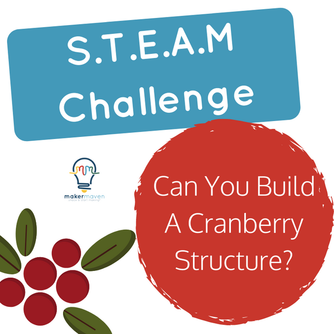 Can You Build A Cranberry Structure?