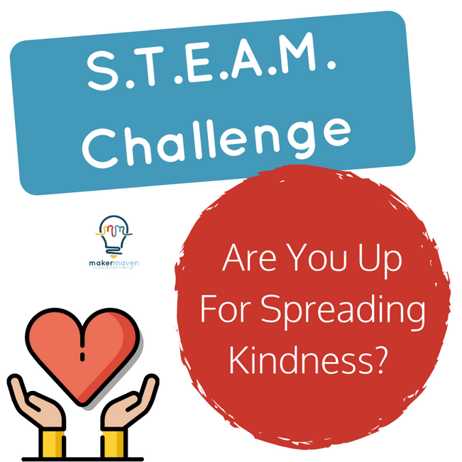Are You Up For Spreading Kindness?