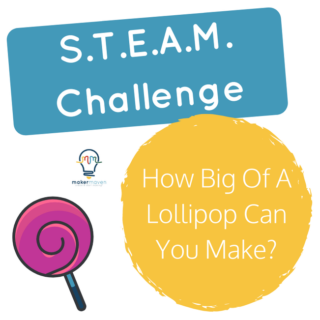 How Big Of A Lollipop Can You Make?