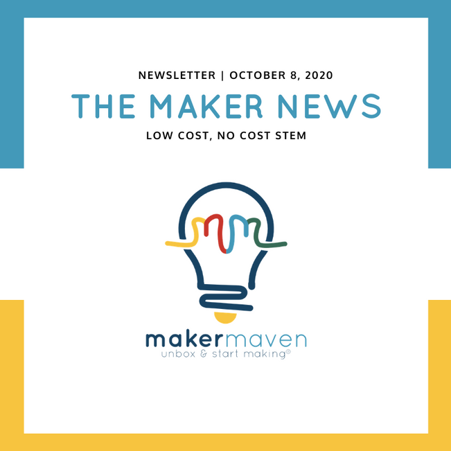 The Maker News: Low Cost, No Cost STEM