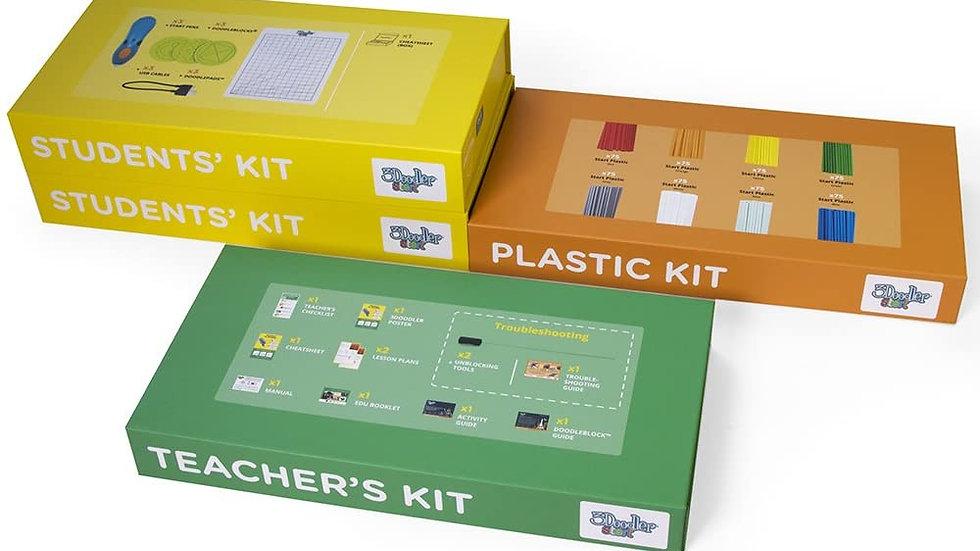 3Doodler EDU Start Learning Pack (6 Pens)