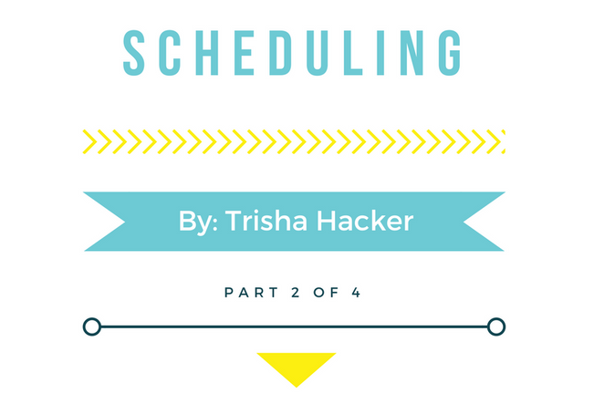 Scheduling: When Can Students Use The Makerspace?