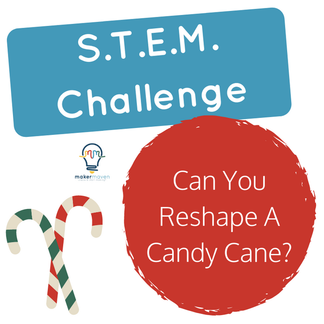 Can You Reshape A Candy Cane?