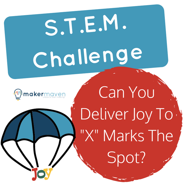 """Can You Deliver Joy To """"X"""" Marks The Spot?"""