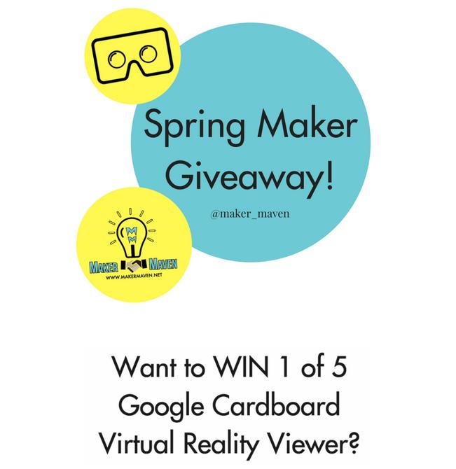 Spring Maker Giveaway