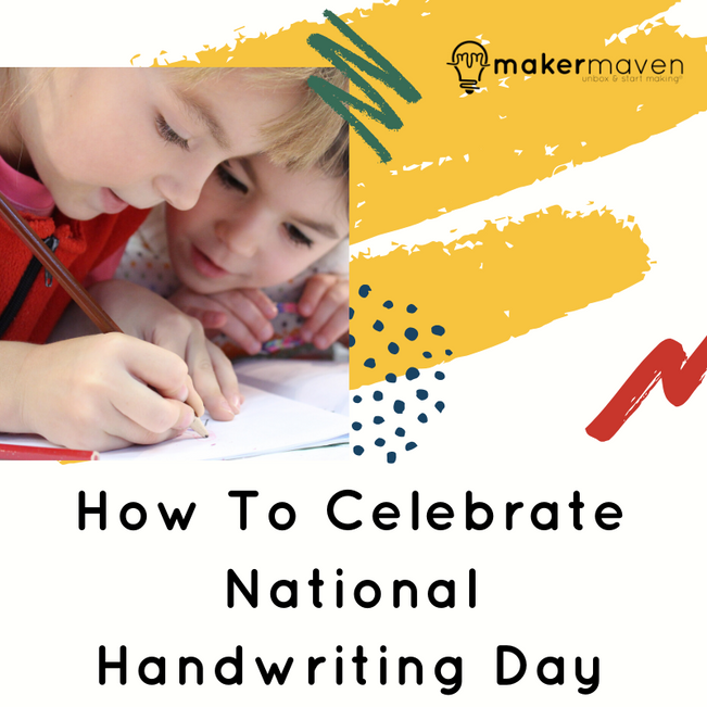 How To Celebrate National Handwriting Day