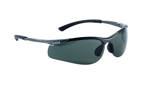 Bolle Contour Smoked Safety Glasses