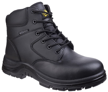 Black Composite Safety Boot