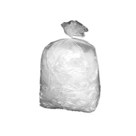 Clear Compactor Sacks (100)