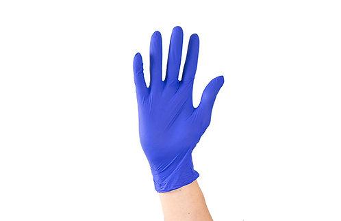 Blue Nitrile Disposable Gloves (Box 100)
